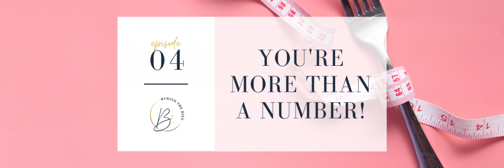 YOU'RE MORE THAN A NUMBER | EP 04